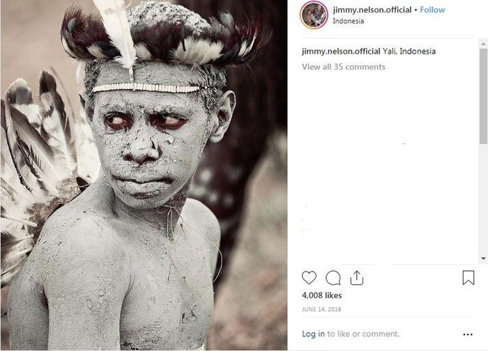 Potret 10 suku paling terisolasi di dunia.