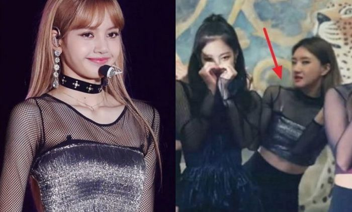 3 Outfit yang Dikenakan Lisa BLACKPINK Ini Mirip dengan Dancer Jennie, Fans Dibikin Geram