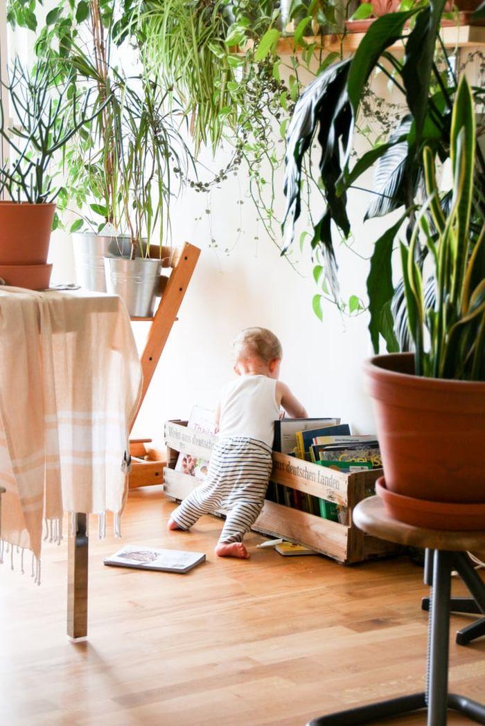 Ajarkan anak-anak bertanggung jawab terhadap barang mereka