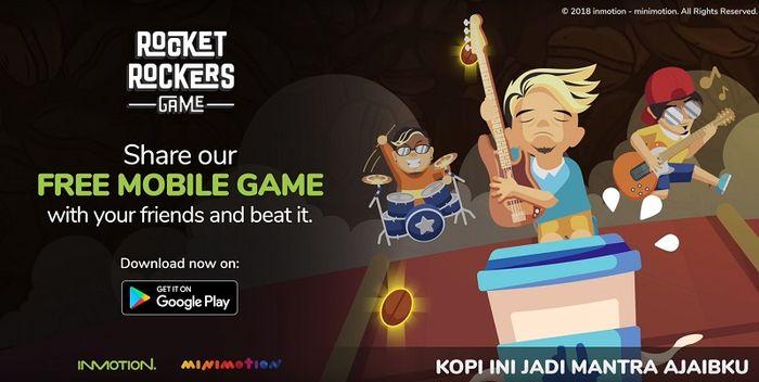 Rocket Rockers Game