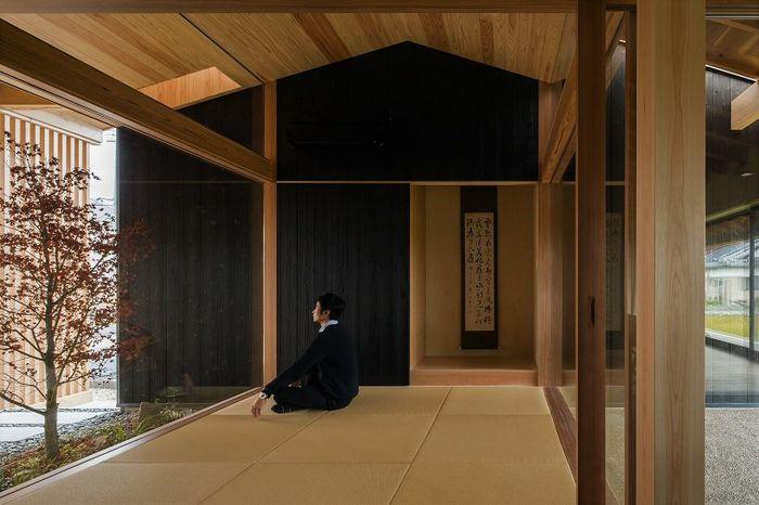 Terasho House di Jepang