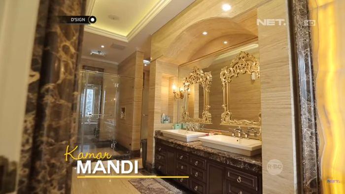 Kamar mandi di dalam kamar <a href='https://pontianak.tribunnews.com/tag/andre-taulany' title='AndreTaulany'>AndreTaulany</a>
