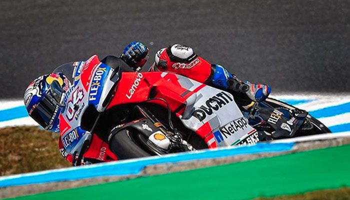 Andrea Dovizioso pebalap motoGP