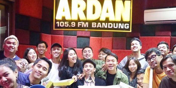 Dimas Tri Adityo diketahui sebagai penyiar radio Ardan.