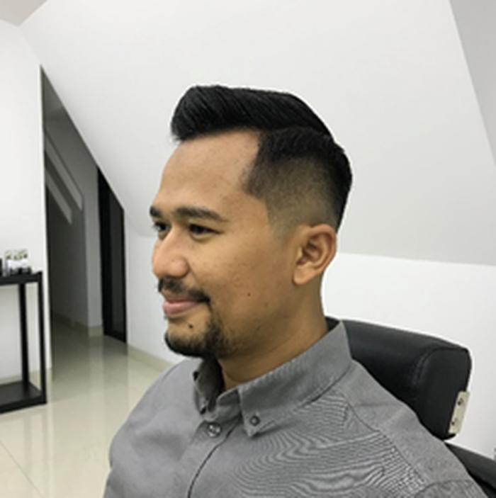 Tren Model Rambut Pria 2019 Ala Master Barber Indonesia Henoch Sitompul Semua Halaman Stylo