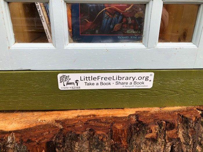 Organisasi Little Free Library