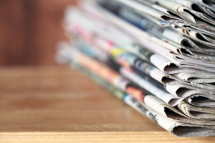 Koran bisa digunakan untuk penutup tanaman dan menjaga kelembaban tanaman