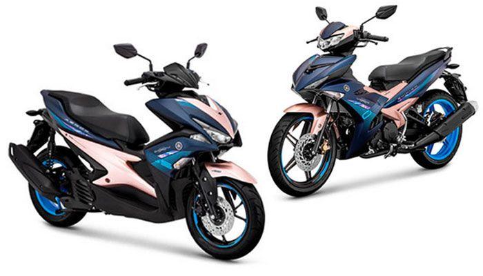 Lebih Dekat Dengan Yamaha MX King 150 Doxou Version, Lebih