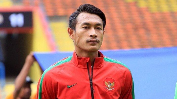 Bek timnas Indonesia dan Persebaya Surabaya, Hansamu Yama Pranata.
