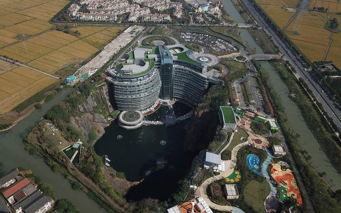 Hotel Shimao Wonderland Intercontinental