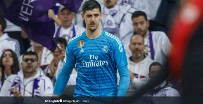Kiper Real Madrid, Thibaut Courtois, ungkap alasan bela El Real kendati dianggap pengkhianat oleh fan Atletico Madrid.