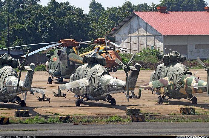 Vietnam Mi-24