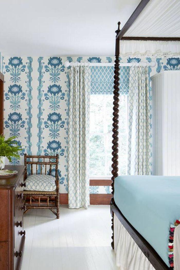 Warnanya Menenangkan Intip 5 Inspirasi Desain Kamar Tidur Nuansa Biru Semua Halaman Idea