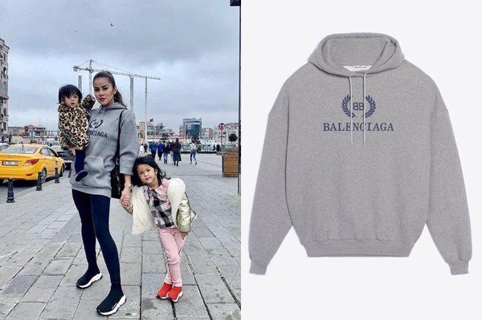 Koleksi hoodie Olla Ramlan - BB Balenciaga Hoodie