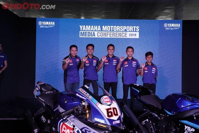 Rider WSSP 300 full team