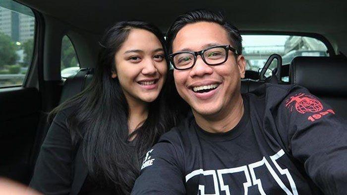 Putri Tanjung saat masih berpacaran dengan Gofar Hilman.