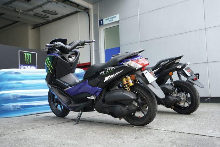 Heboh! Yamaha Malaysia Dah Pamer NMAX dan Aerox Livery MotoGP 2019 ... a4f0b8c8b9
