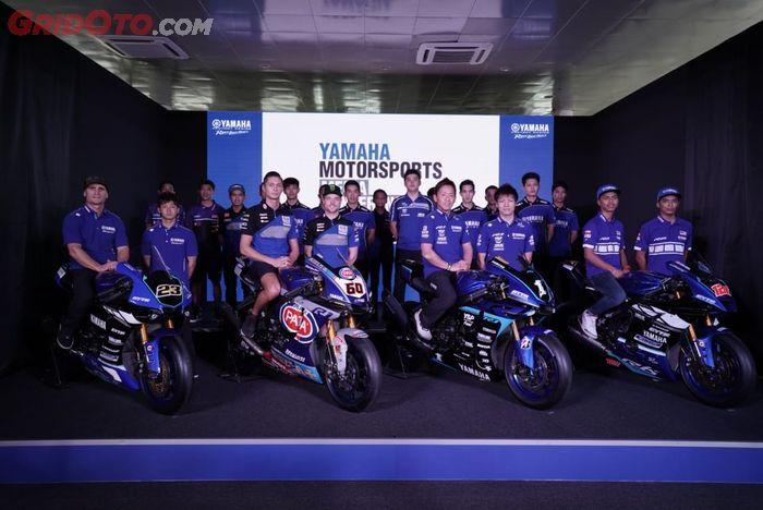 Pata Yamaha Official WorldSBK Team.
