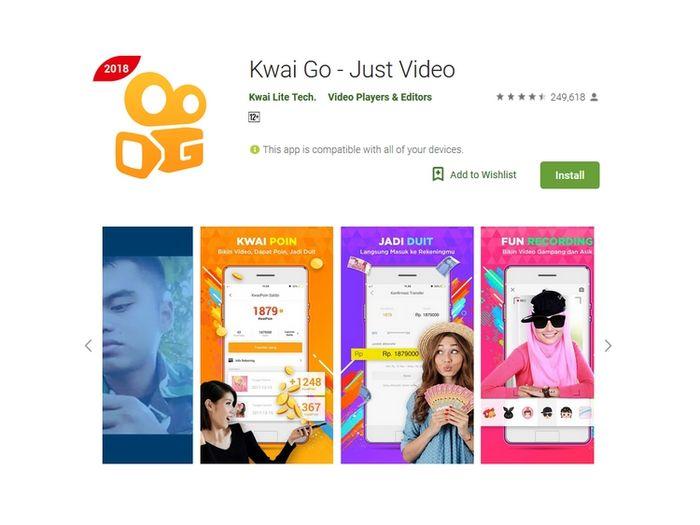 Kominfo Blokir 2.334 Konten Vulgar di Smule, TikTok dan Aplikasi Live Chat Lainnya