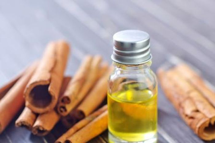 ilustrasi minyak kayu manis