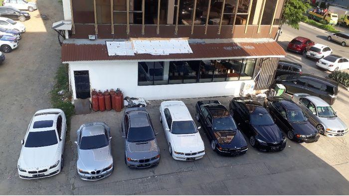 Komunitas BMW Enthusiast