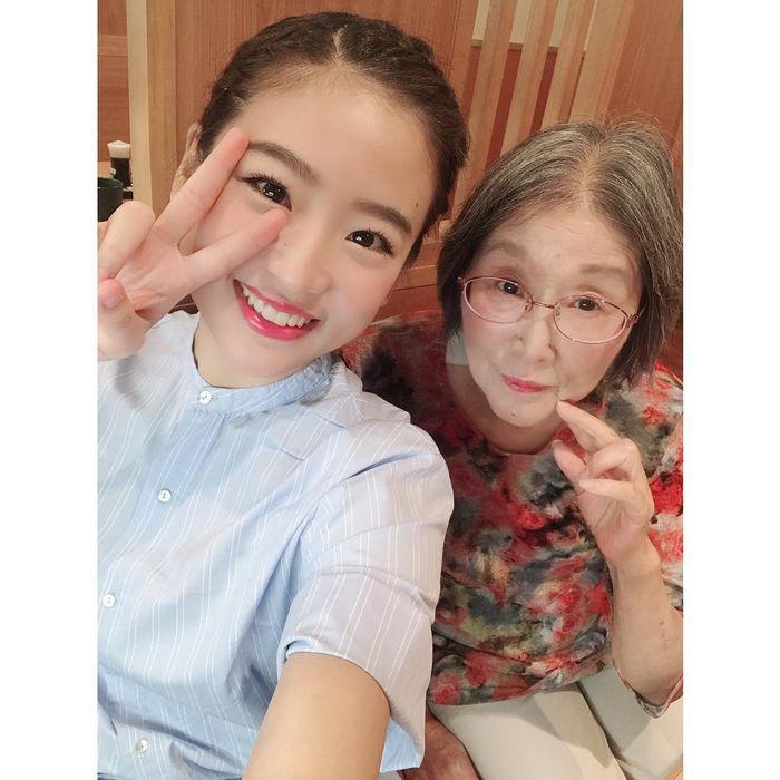Haruka dan sang nenek