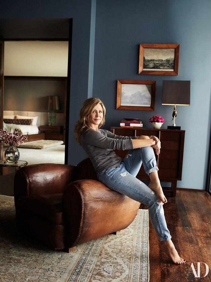 Jennifer Aniston Ulang Tahun dan Didatangi Brad Pitt, Rumah Mewahnya Jadi Sorotan