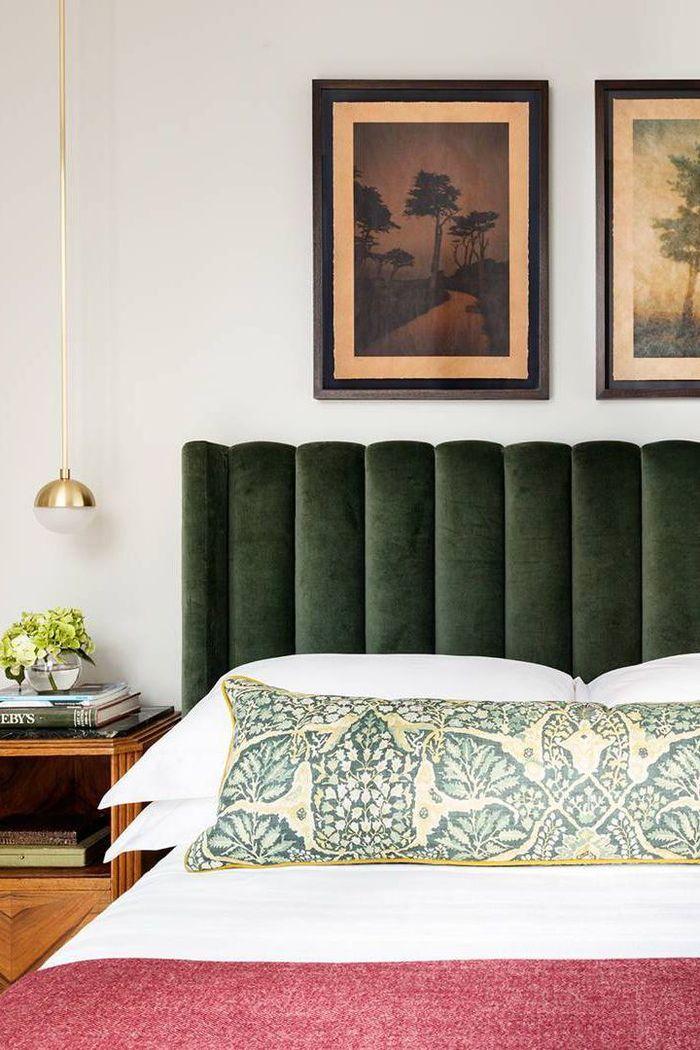 inspirasi kamar tidur romantis