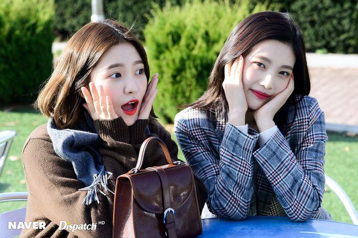 Joy dan Yeri 'Red Velvet'