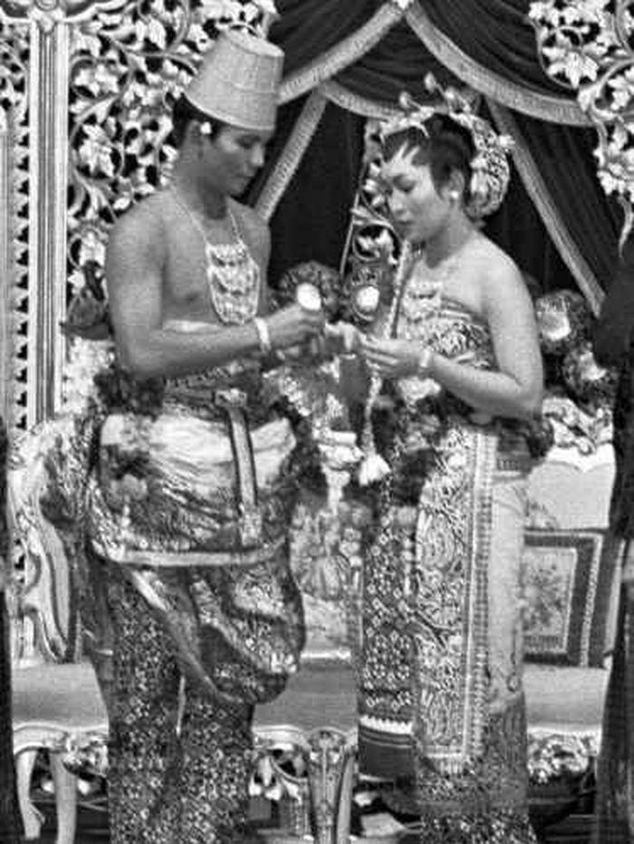 Pernikahan Titiek Soeharto dan Prabowo Subianto