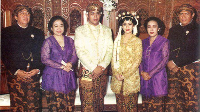 Pernikahan Puan Maharani dan Hapsoro Sukmonohadi