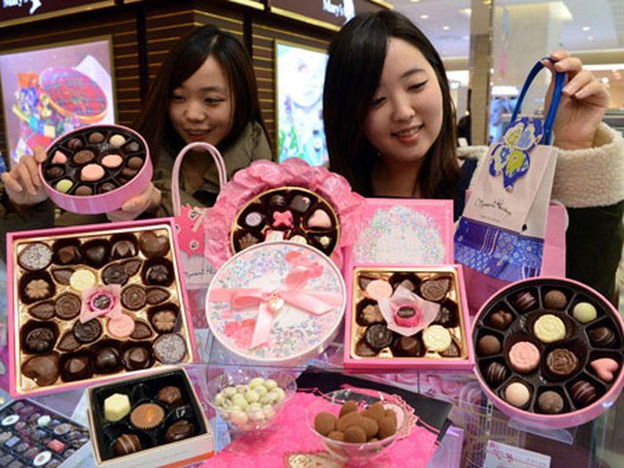 tradisi valentine di korea