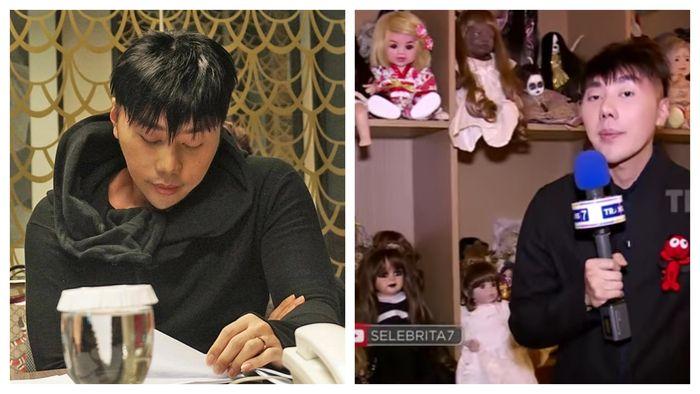 Dikenal Sebagai Indigo yang Misterius, Roy Kiyoshi Tenyata Koleksi Ratusan Boneka Loh di Rumahnya