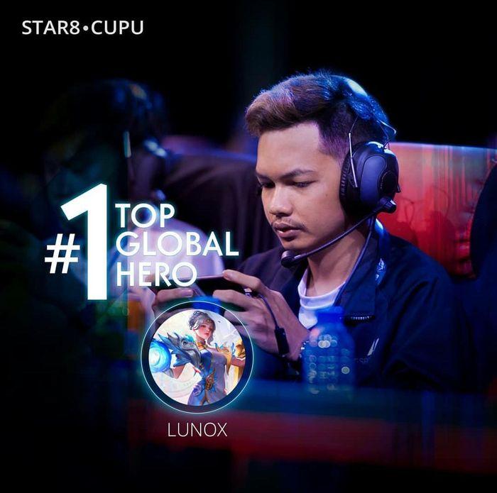 Star8 CUPU