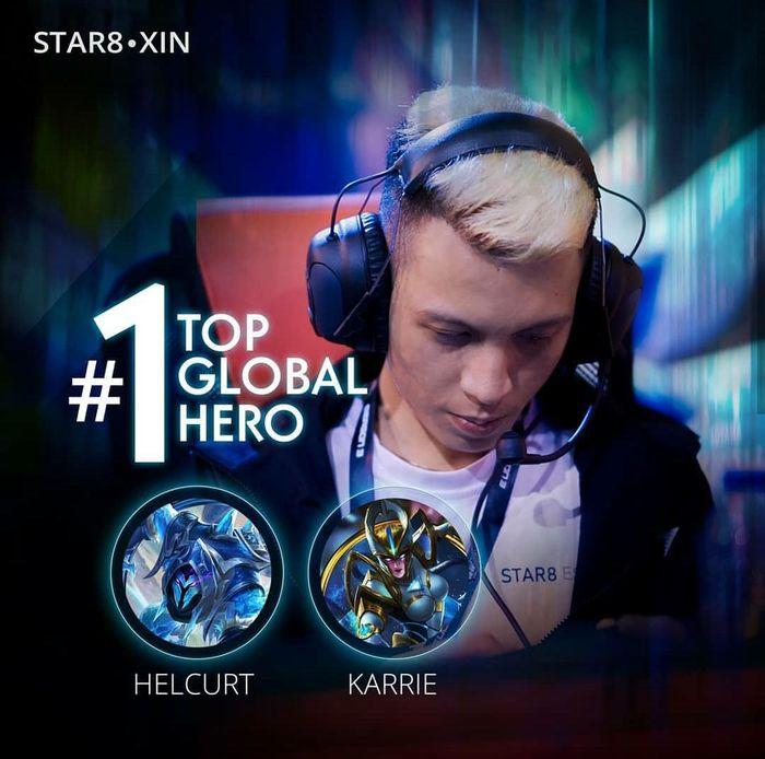 Star8 Xin