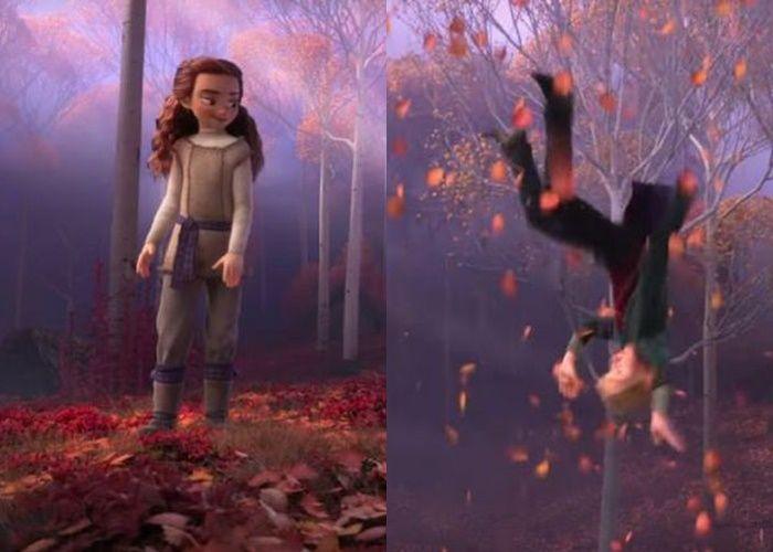 Karakter baru di film Frozen II