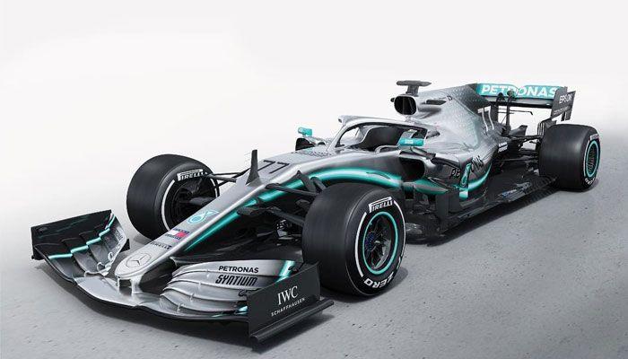 Petronas sokong tim Mercedes AMG F1 lebih dominan warna peraknya