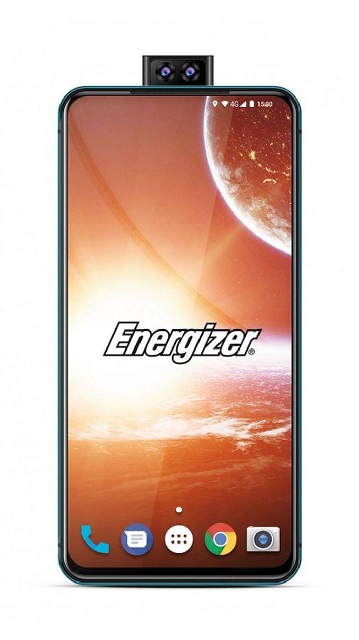 Energizer Max P18K Punya Baterai 18.000mAh dan Kamera Pop-up