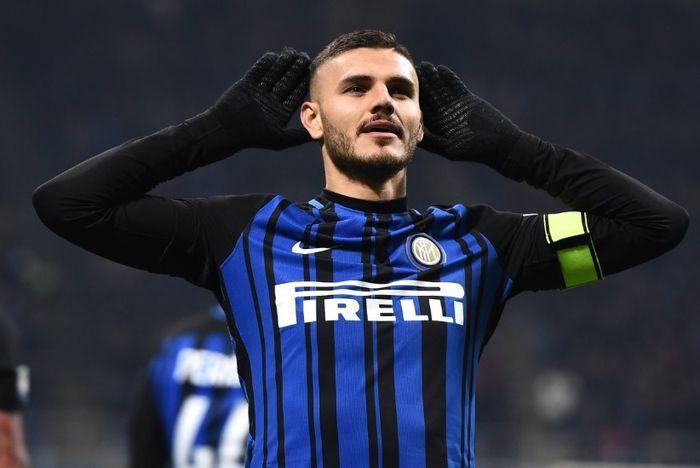 Agen sekaligus istri Mauro Icardi, Wanda Nara, menegaskan bahwa Icardi tidak punya niatan sama sekali untuk hengkang dari Inter Milan.
