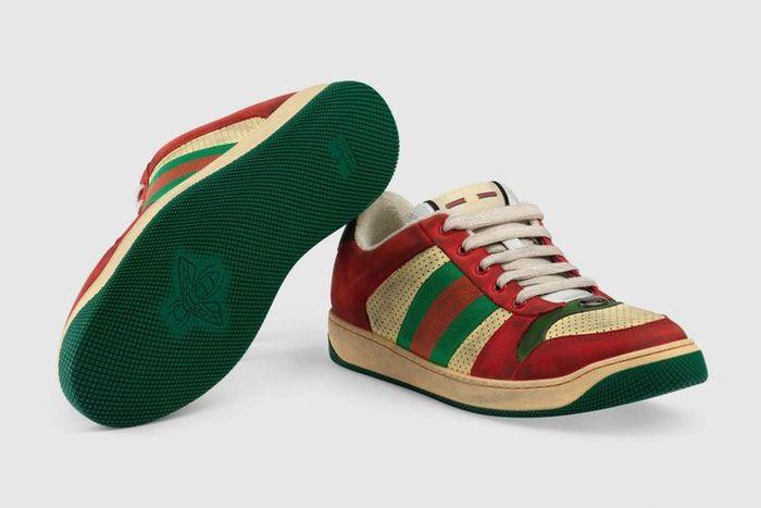 Gucci Luncurkan Desain Sepatu Terbaru  Harganya Belasan Juta ... 956796411c