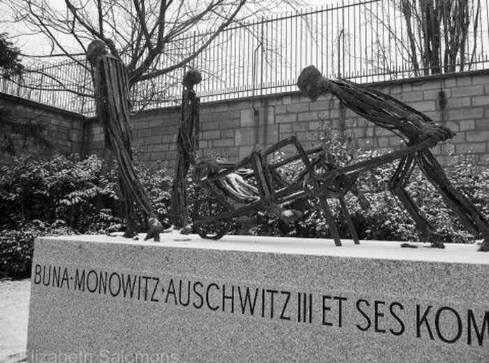 Begini Kondisi Kamp Auschwitz Nazi Jerman yang Disebut Fadli