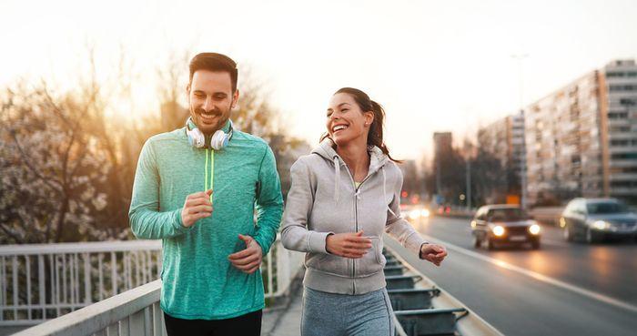 Olahraga selama 15 menit dapat mencegah depresi.