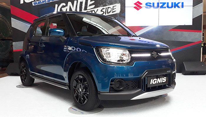 Suzuki Ignis punya 1 varian Sport Edition, GL SE MT dan GL SE AGS.