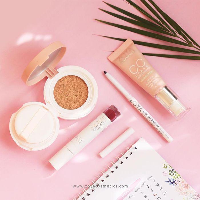 Brand Kosmetik Lokal Halal -Zoya Cosmetics