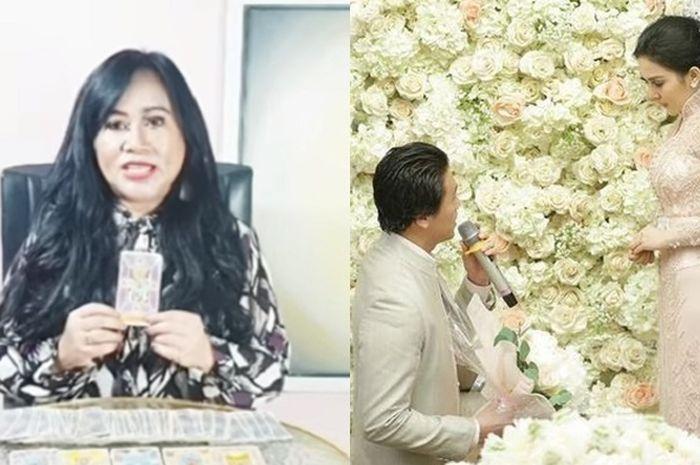 Hijrah Bersama Jadi Alasan Syahrini dan Reino Barack Menikah Buru-buru