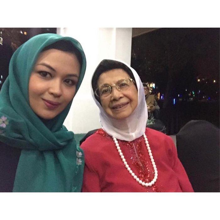Emilia Hanafi, mantan istri Faisal Nasimuddin