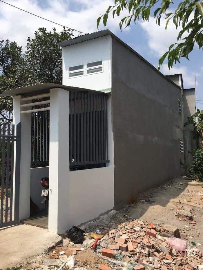 Rumah Unik Hanya Lebar 1 Meter Viral di Medsos