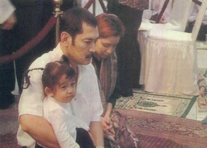 Momen <a href='https://kupang.tribunnews.com/tag/mayangsari' title='Mayangsari'>Mayangsari</a> diusir keluarga Cendana.