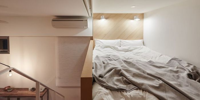 Suasana kamar memengaruhi kualitas tidur.