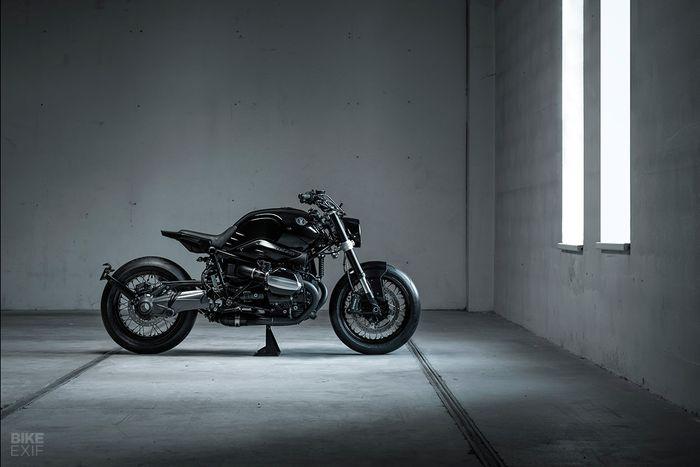Istimewa banget deh BMW R nineT garapan Vagabund Moto ini